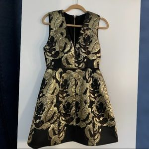 Alice and Olivia cocktail dress- like new!!
